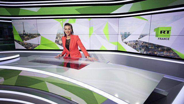Макрона неразочаруем: Впригороде Парижа начал вещание канал RTFrance