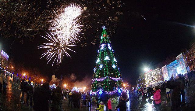 Что ждать от погоды в Крыму на Новый год