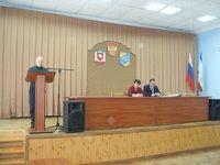 Заседание постоянных комиссий Джанкойского районного совета