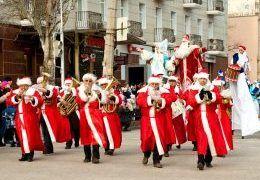 Приглашаем на слет Дедов Морозов и Снегурочек