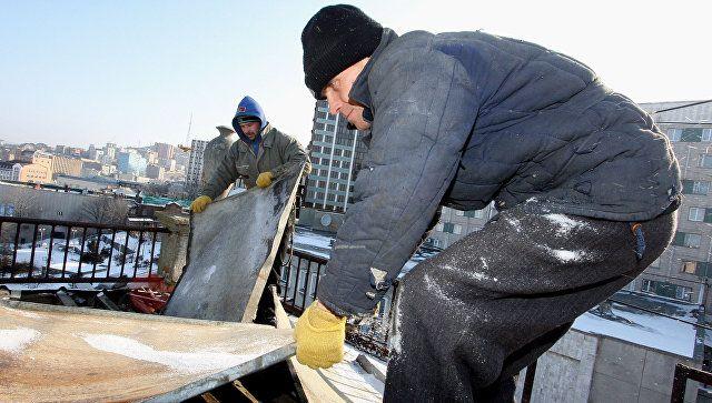 В Щелкино за счет крымского бюджета отремонтируют крыши многоэтажек