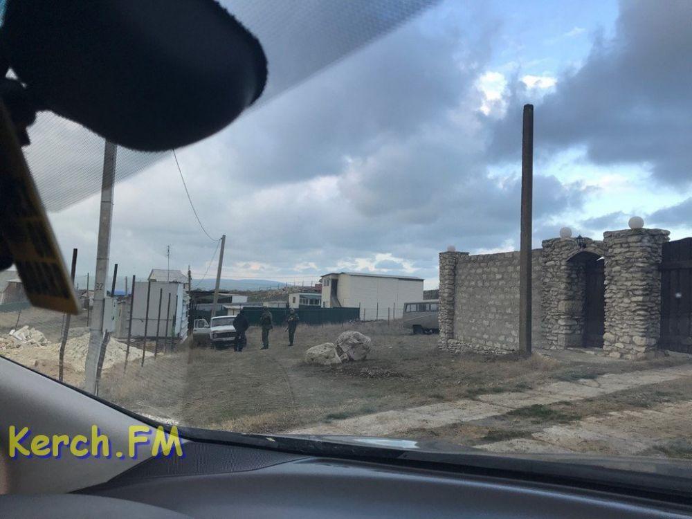 «Зачем высюда пришли?»: вКрыму граждане вступили вконфликт ссиловиками