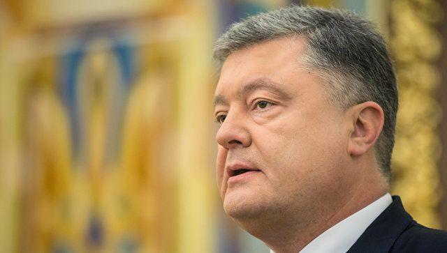 Порошенко: Голос украинской дипломатии всегда был проевропейским