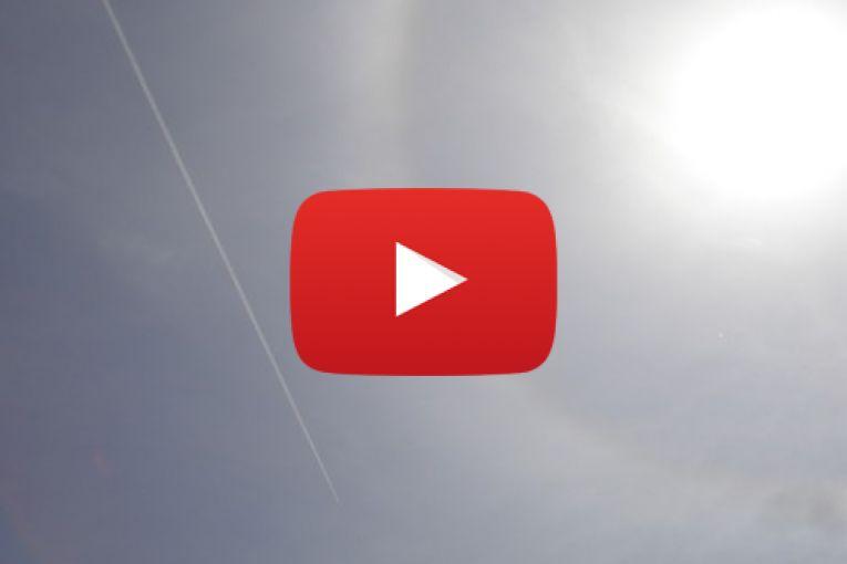 Хлопок в небе над Симферополем: НЛО, метеорит или самолёт?