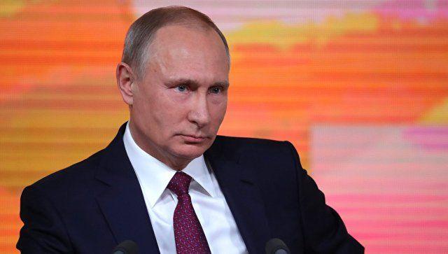 Путин подал документы вЦИК для участия ввыборах президента