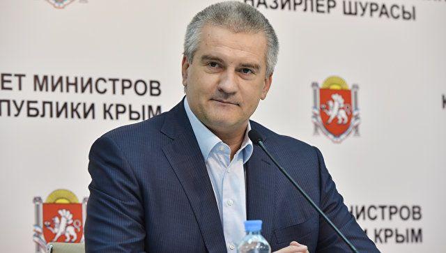 Аксенов объявил обувольнении постатье замглавы Минстроя Крыма