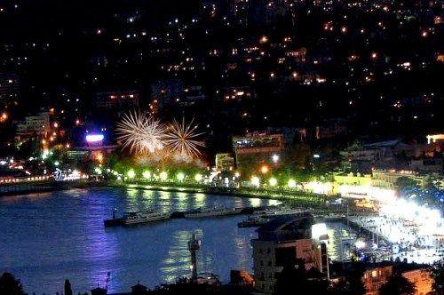 Новый год в Крыму: забронировано менее 50 процентов номеров