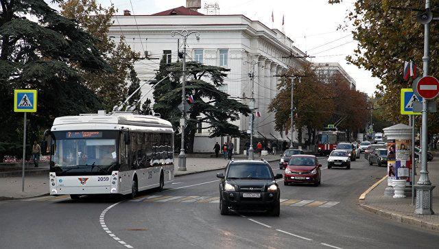 Как будут ходить троллейбусы и маршрутки в Севастополе в зимние праздники