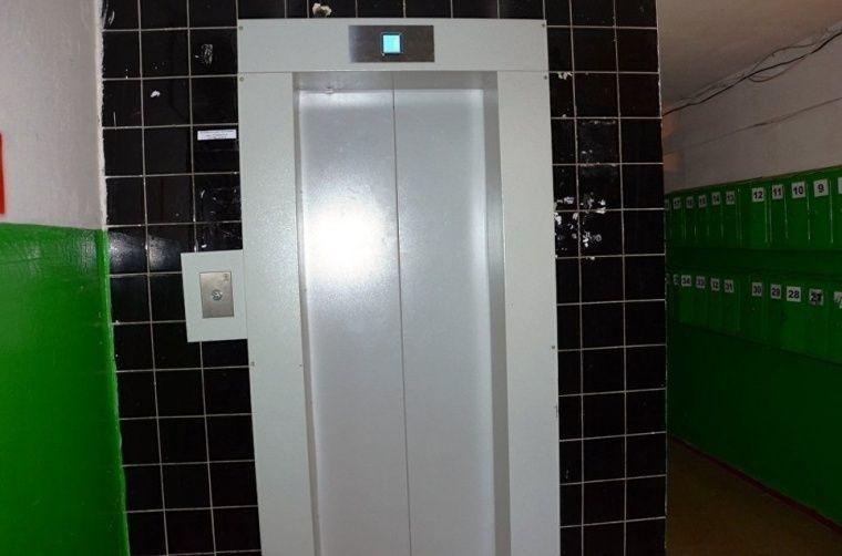 В ялтинских многоэтажках заработали новые лифты