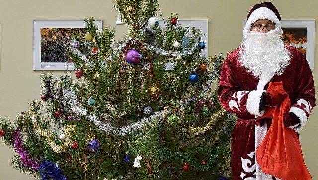 Дед Мороз: о санкциях, Санта-Клаусе, курьезах и многом другом