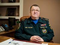 Поздравление Министра чрезвычайных ситуаций Республики Крым Сергея Шахова с Новым 2018 годом!