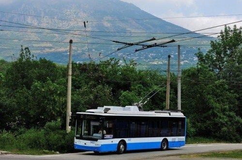 Идею запустить троллейбусы из Севастополя в Ялту раскритиковали