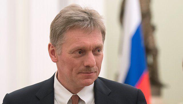 Песков пояснил, почему некомментирует избирательную кампанию Владимира Путина