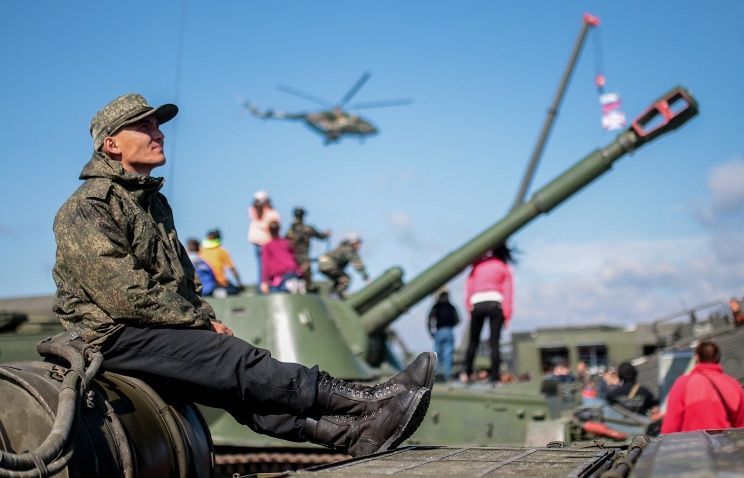 Что ждет российскую армию в 2018 году