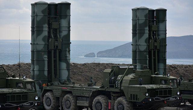 В Кремле рассказали, зачем Крыму новый дивизион С-400