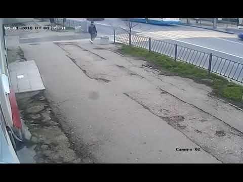 Сбитый на «зебре» житель Севастополя находится в коме