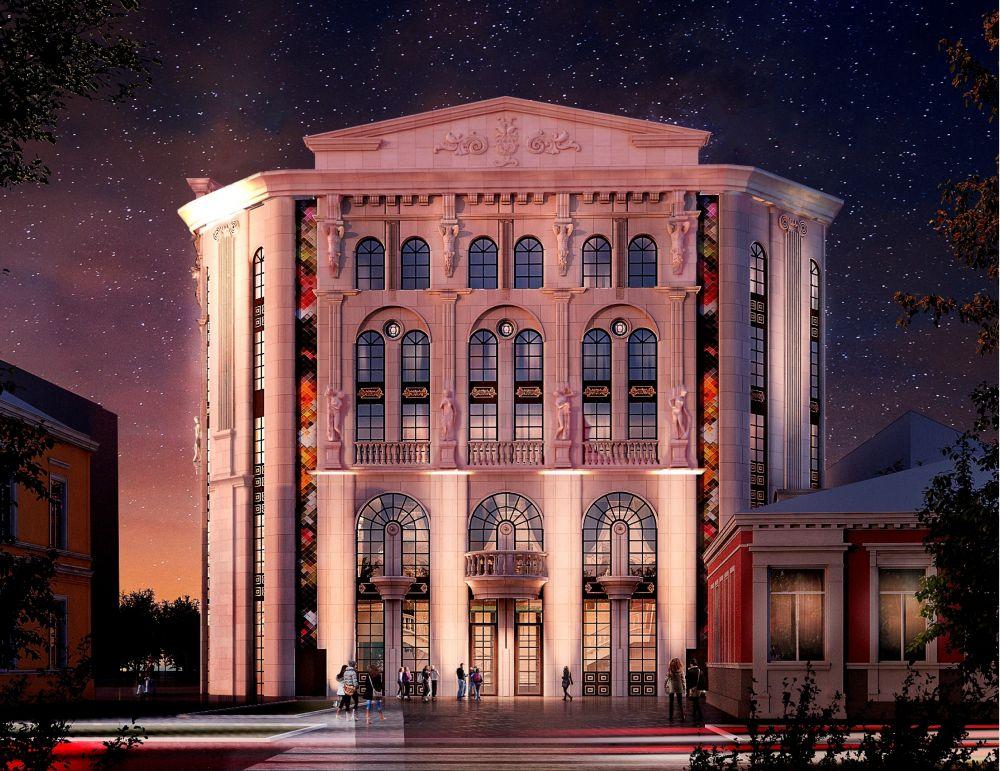Начинаются строительно-монтажные работы по объекту «Строительство Крымского государственного центра детского театрального искусства»