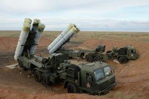 С-400 в Крыму готовятся сбивать украинские ракеты