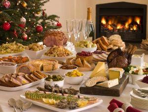 Сколько россияне потратили на новогоднее застолье?