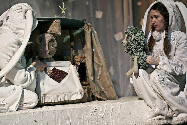Крымский академический театр кукол представит спектакли в симферопольском Доме офицеров