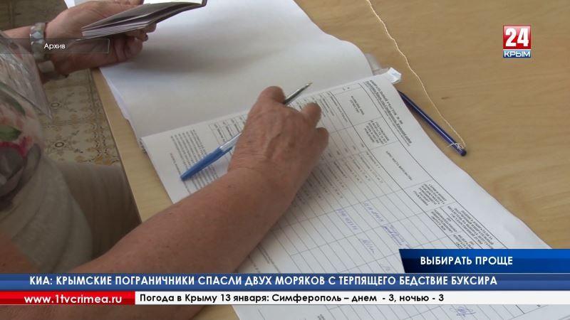 Избирком Крыма обучает сотрудников МФЦ принимать заявления об участии в выборах не по месту регистрации