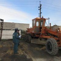 В Красноперекопске прошли проверки по готовности к ухудшению погодных условий
