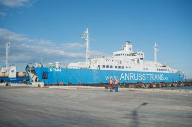 Принято решение оликвидации оператора Керченской переправы— компании ООО«Морская дирекция»