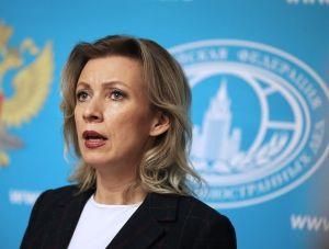 Мария Захарова рассказала о западном заговоре и животном страхе США