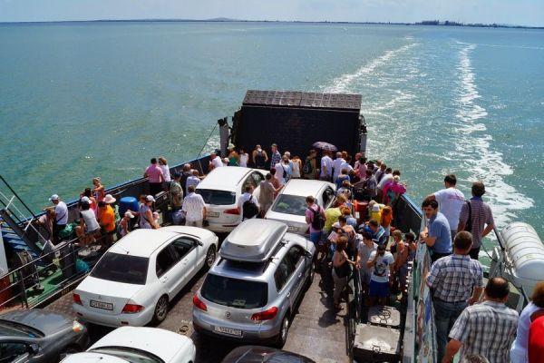 В Крыму ликвидируют оператора Керченской паромной переправы