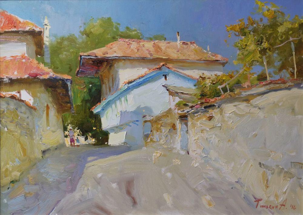 Выставка работ крымских художников откроется в Бахчисарайском музее-заповеднике