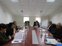 Елена Романовская приняла участие в заседании Правления Территориального фонда обязательного медицинского страхования Республики Крым