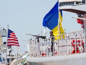 Москва назвала провокацией совместные учения Украины и США в Черном море