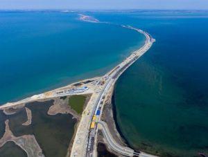 Весной назовут дату открытия движения по Крымскому мосту