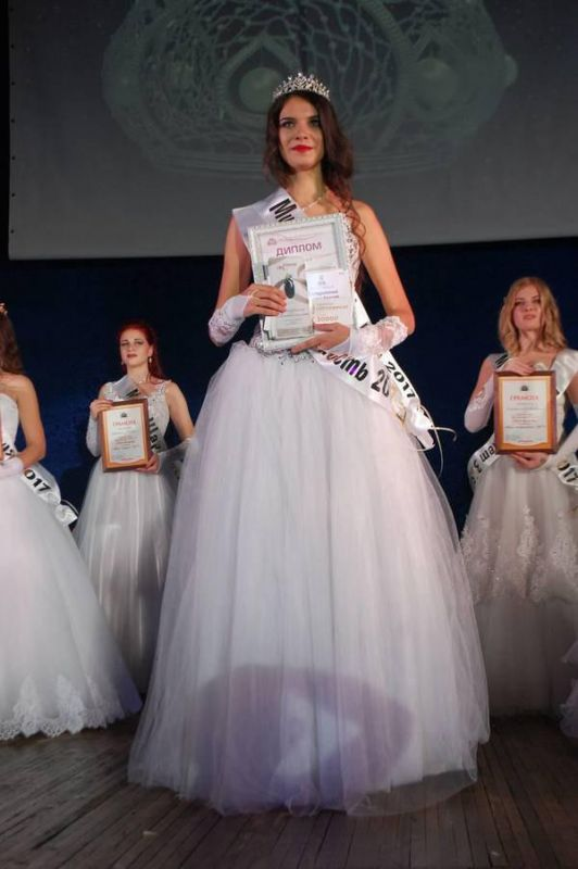 В Ялте выбрали «Мисс студентку ГПА»