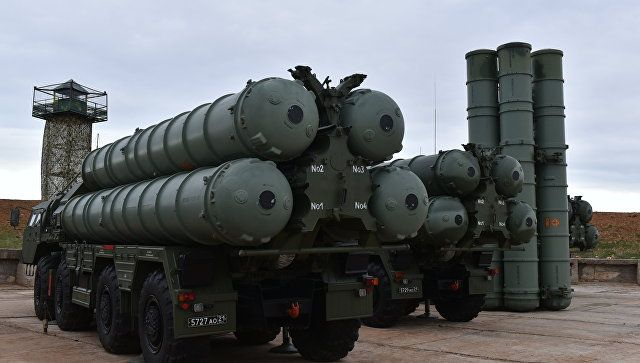 Дивизион С-400 в Севастополе защитит и Крым, и Краснодарский край – командующий армией