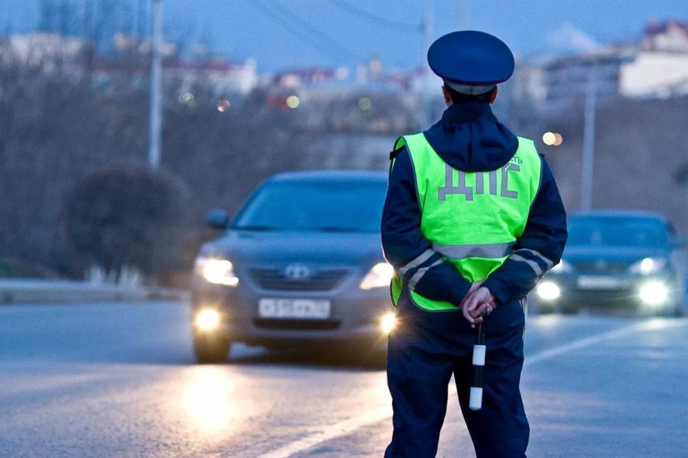 Госавтоинспекция Республики Крым информирует: Керченская переправа остановлена