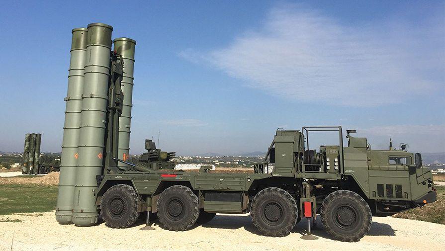 В Севастополе на охрану воздушных российских границ заступил новый современный комплекс С-400 «Триумф»