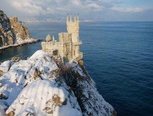 Турпоток в Крым вырос на треть в период новогодних праздников