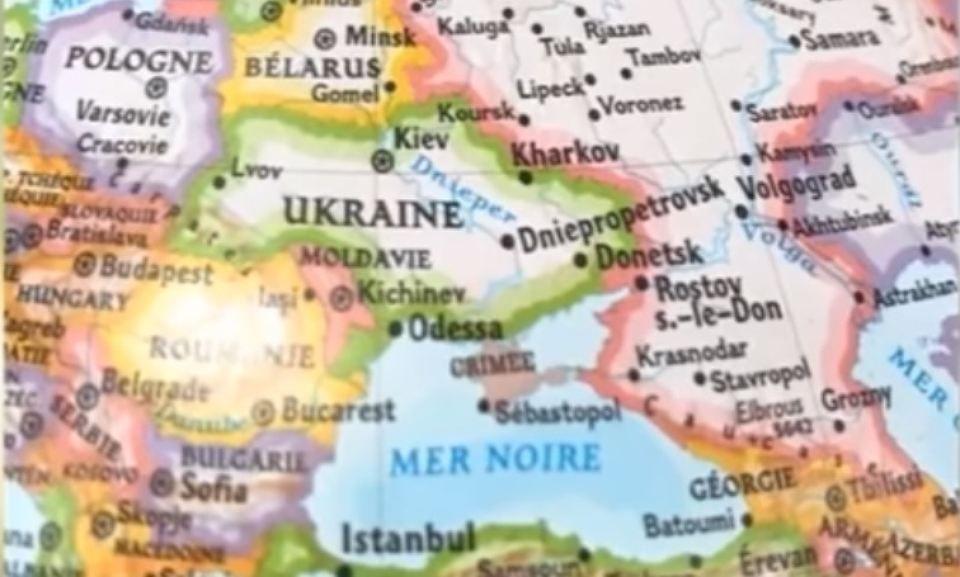 Во Франции запустили в продажу глобусы с российским Крымом