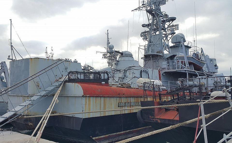 Генерал ВСУ боится принимать технику из Крыма