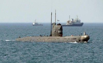 Корабли украинского флота в Крыму попали на видео