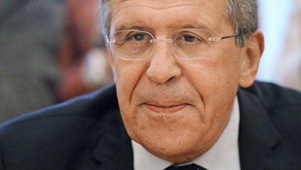 Лавров объявил, чтоРФ уважает целостность территориальную Украинского государства