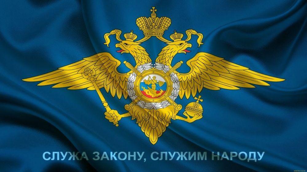 Личный прием граждан руководством МВД по Республике Крым