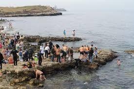 На Крещение разрешат купаться в Херсонесе