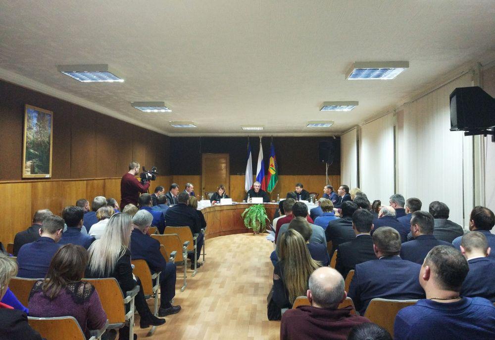 Сергей Аксёнов поручил предпринять меры по очистке воды в Красноперекопске и Красноперекопском районе
