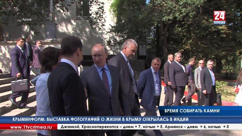 Татьяна Умрихина: «Большая реставрация Митридатской лестницы в Керчи начнётся в этом году»