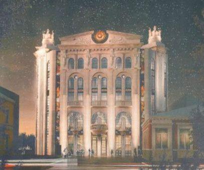 Новое здание театра кукол в Симферополе обещают строить два года