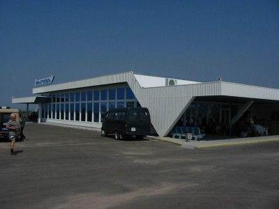 Строить гражданский сектор аэропорта Бельбек будут военные
