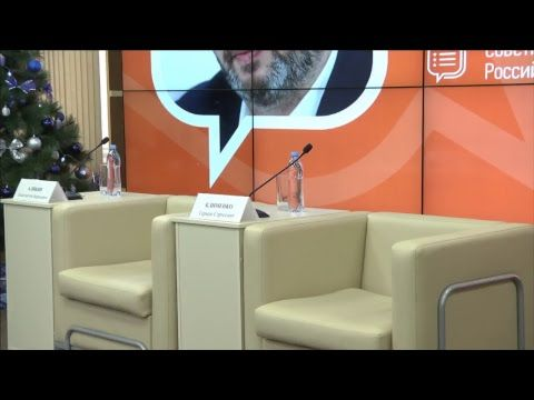 Советник президента отвечает на вопросы крымских студентов и журналистов о развитии интернета