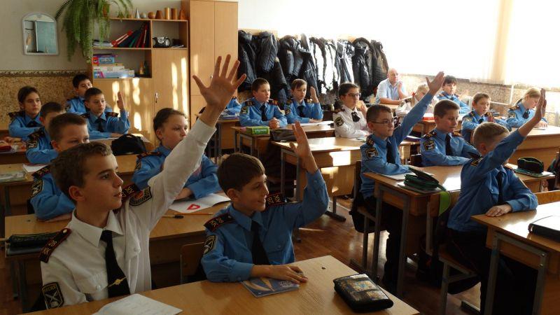 Сотрудники МВД по Республике Крым разработали специальную программу правового просвещения для юных кадетов и их педагогов